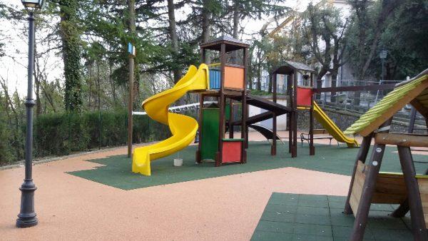 Marmo Drain parco giochi